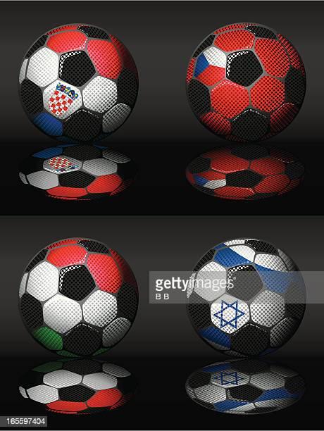 Soccer-Croatia,Czech Republic,Hungary,Israel