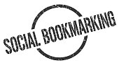 social bookmarking stamp