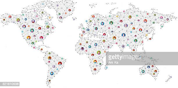 Social concept world network