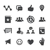 Social Icons - Acme Series