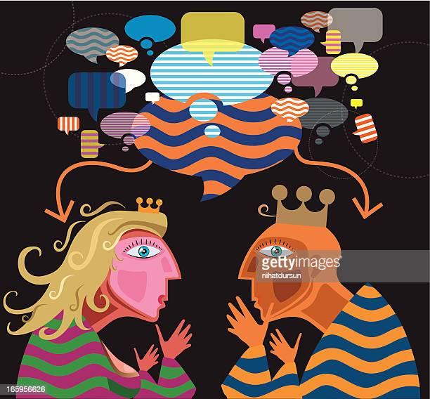 ilustrações de stock, clip art, desenhos animados e ícones de social unido - cyberbullying