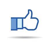 Social Like Icon