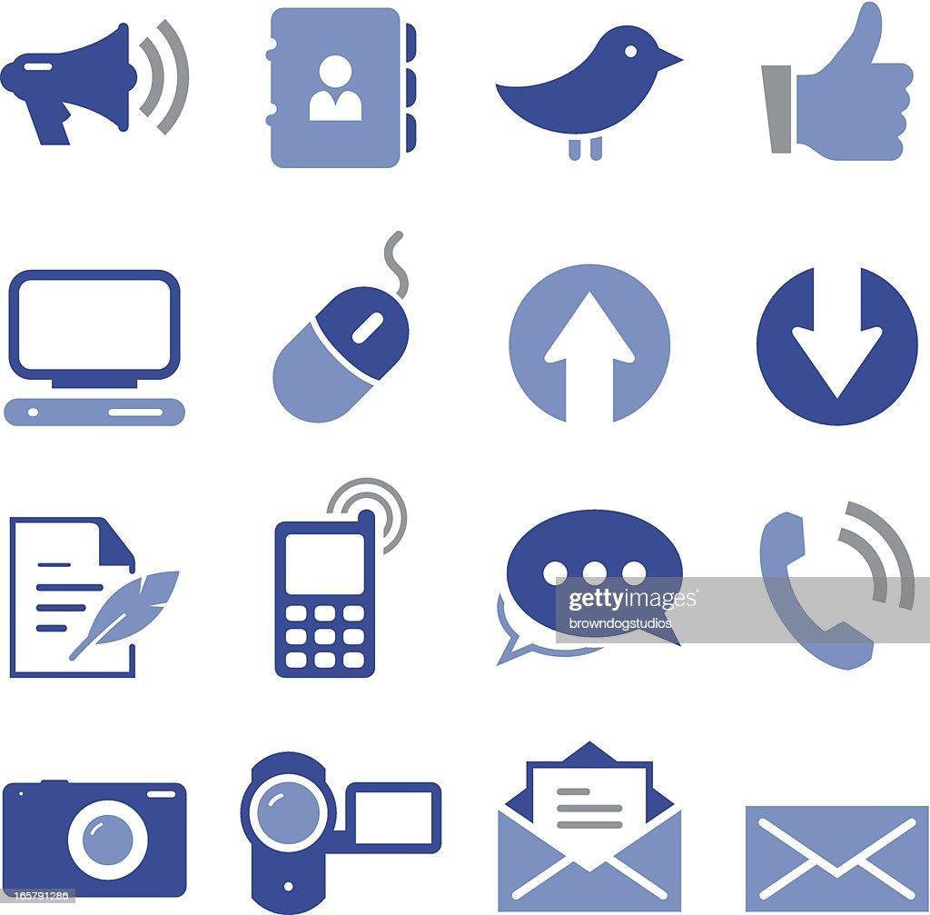 Social Media Icons - Pro Series