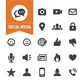 Social Media Icons - Special Series