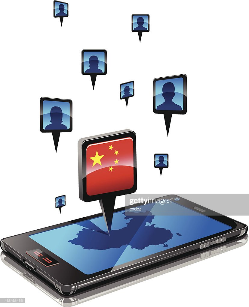 Social network in China