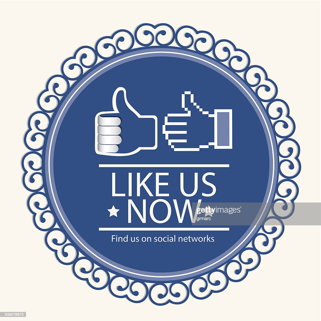 social networks : Vector Art