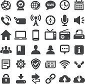 Social Technology Icons - Big Series
