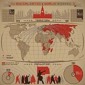 Socialistic infographic