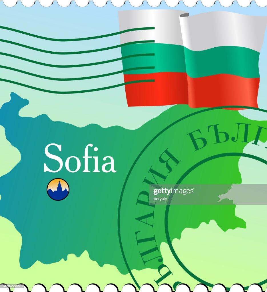 Sofia - capital of Bulgaria