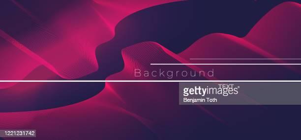 ilustrações de stock, clip art, desenhos animados e ícones de soft abstract gradient ,colourful vector mesh background - focagem no primeiro plano