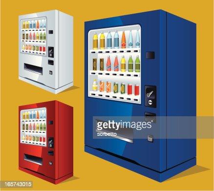 Buy Soft Drink Vending Machine
