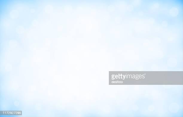 illustrazioni stock, clip art, cartoni animati e icone di tendenza di sfondo orizzontale bling di colore blu chiaro e bianco illustrazione vettoriale stock. sfondo stock bianco e blu invernale di natale - blu chiaro