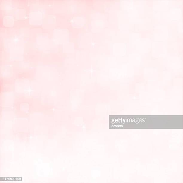 soft light pink, rose and white coloured bling horizontal backgrounds stock vector illustration squared pattern with blinds. xmas winter white and pink coloured stock background - blink stock illustrations, clip art, cartoons, & icons