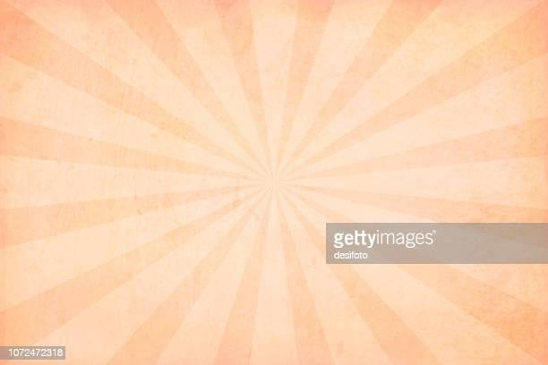 柔らかい桃ピンク色グランジ サンバースト テクスチャ ベクター クリスマスの背景-横 - ピーチカラー点のイラスト素材/クリップアート素材/マンガ素材/アイコン素材