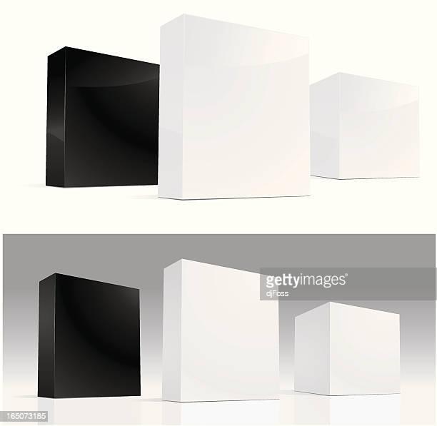 software-boxen - gruppe von gegenständen stock-grafiken, -clipart, -cartoons und -symbole