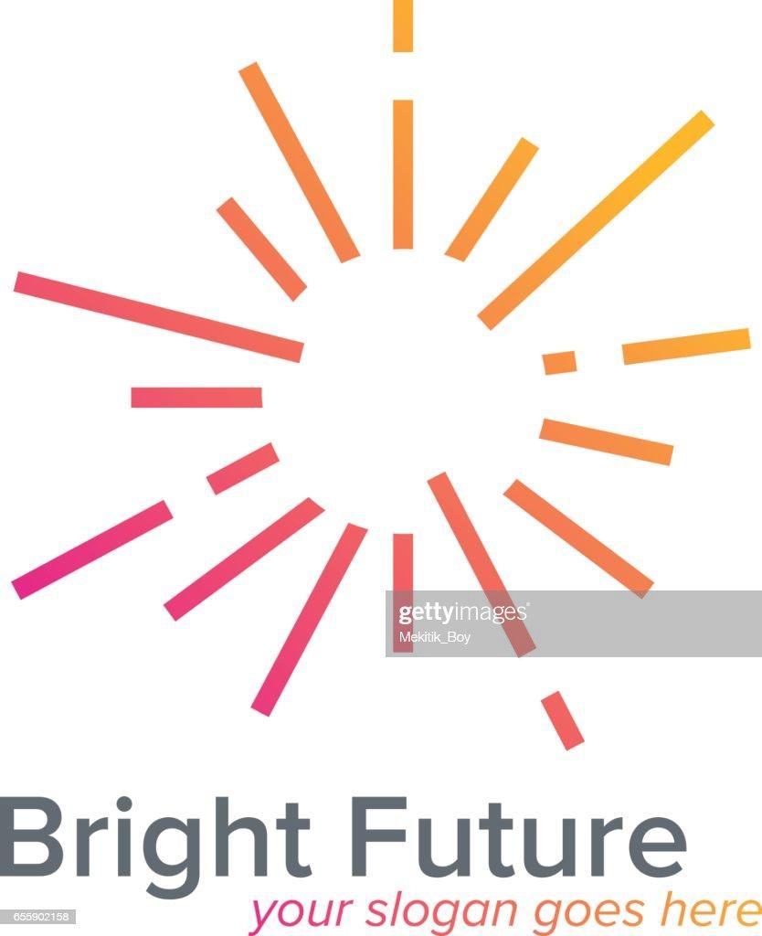 Solar Energy Technology Symbol