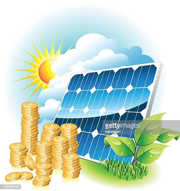 30 Top Solar Panel Stock Vector Art and Graphics - Getty Images
