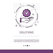 Solution Think New Idea Inspiration Creative Process Business