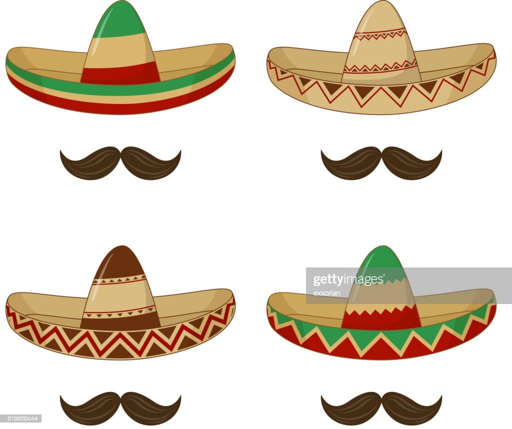 Sombrero - mexican hat
