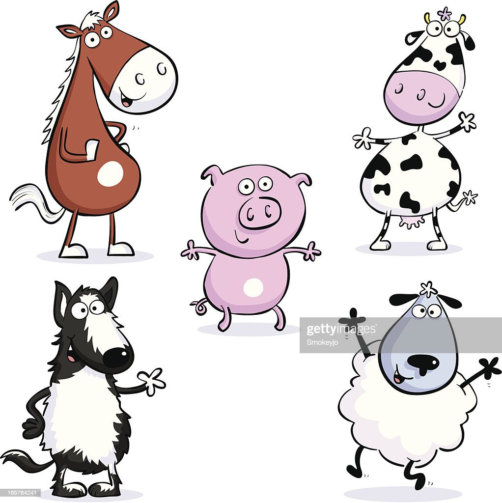 Some Farm Animals