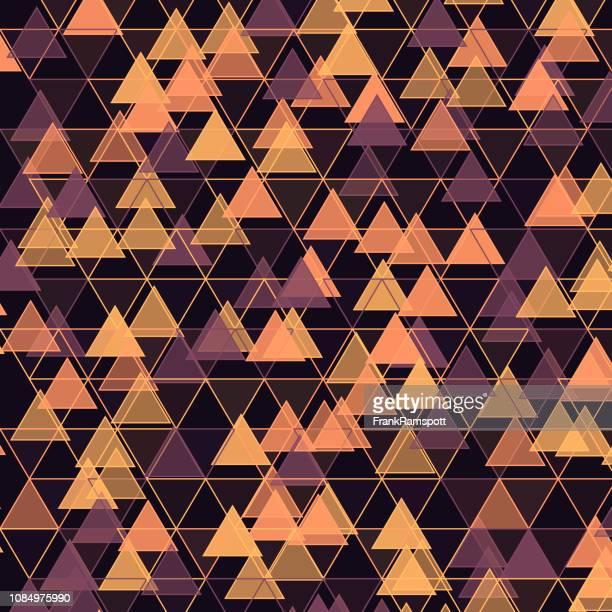Seele-Dreieck-Vektor-Design-Pattern