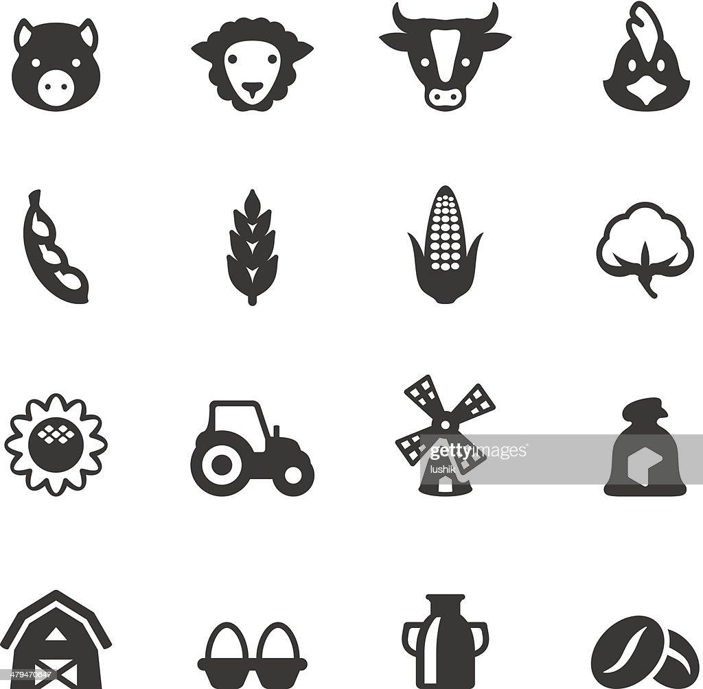 Soulico de Agricultura : Ilustración de stock