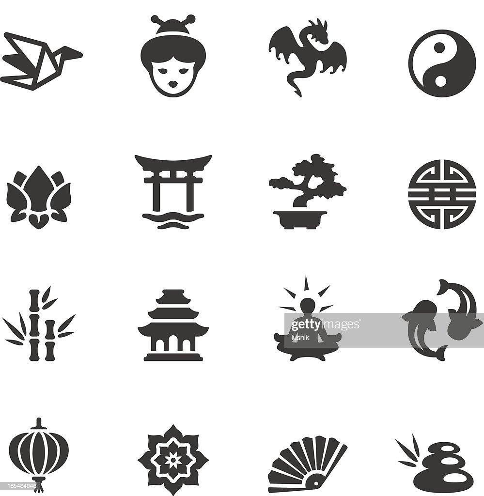 Soulico - Asian icons