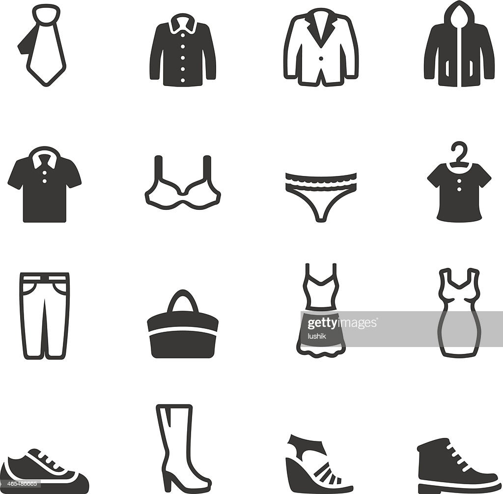 Soulico - Clothing icons