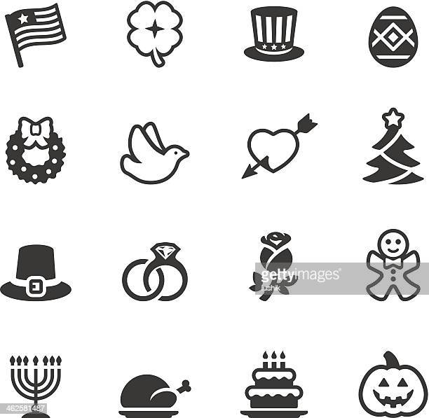 Soulico - Holidays and celebrations icons