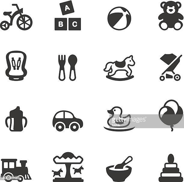 Soulico icons - Baby Goods