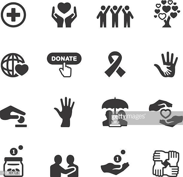 Soulico icons - Charity and Relief Work