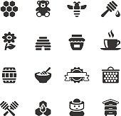 Soulico icons - Honey
