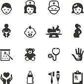 Soulico icons - Pediatrician