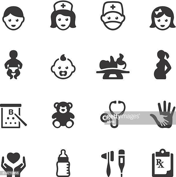 Soulico icons - Pediatrician