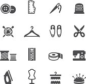 Soulico icons - Sewing