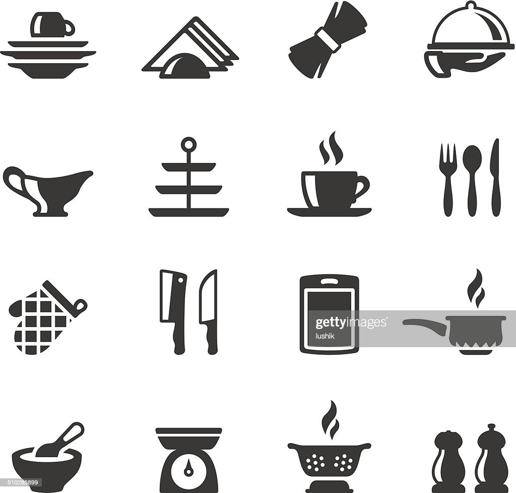 Soulico icons - Silverware