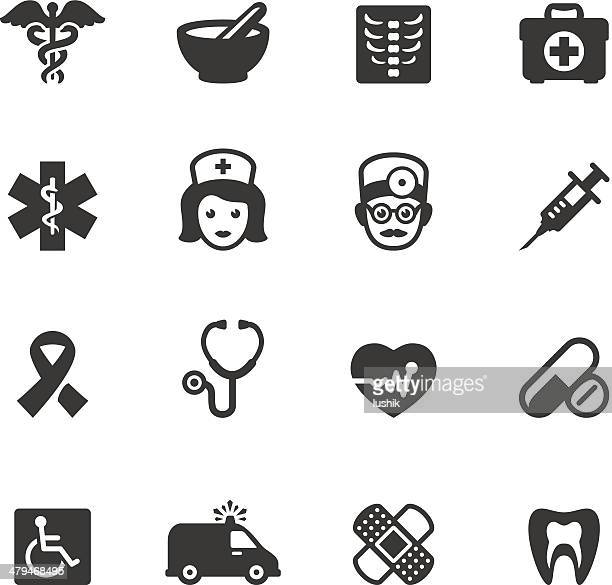 soulico - medicine - chest torso stock illustrations, clip art, cartoons, & icons
