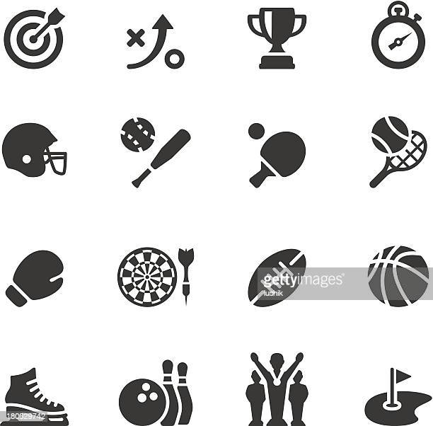 soulico - sport - competitive sport stock illustrations, clip art, cartoons, & icons