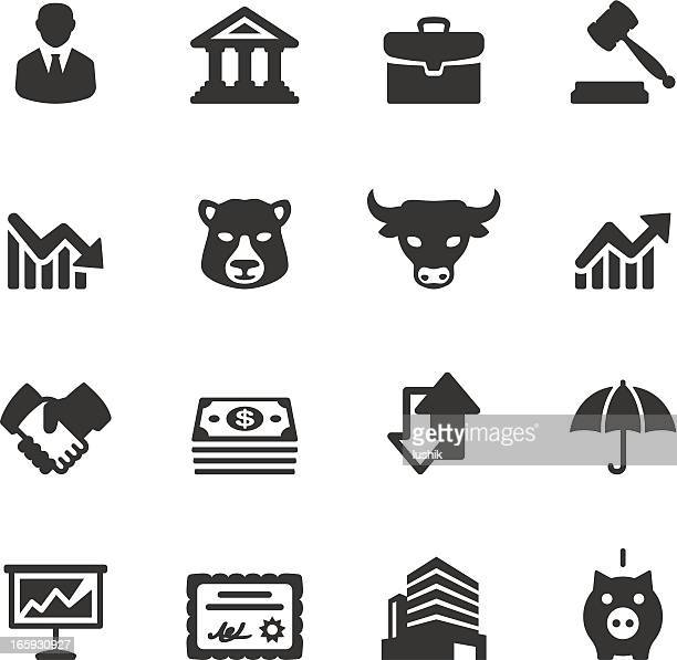 soulico - stock market - stock certificate stock illustrations