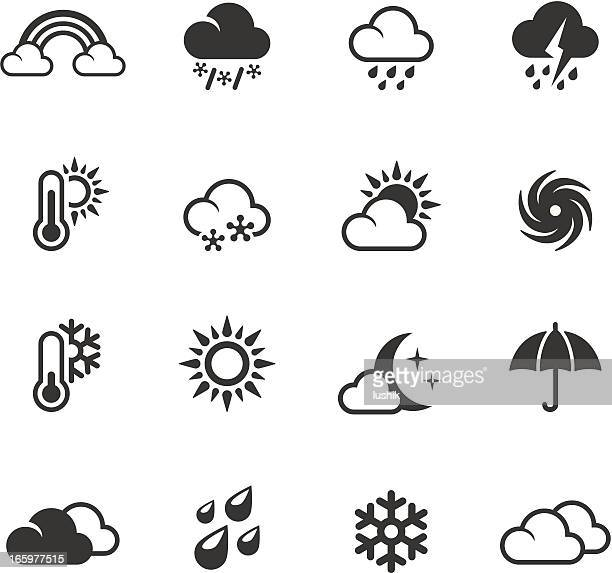 soulico - weather forecast - hurricane stock illustrations, clip art, cartoons, & icons
