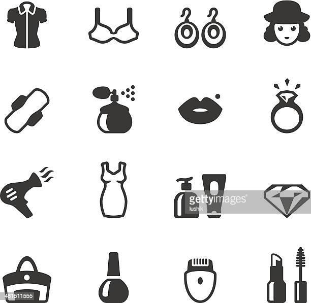 Soulico féminine trucs icônes