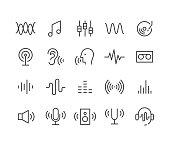 Sound Icons - Classic Line Series