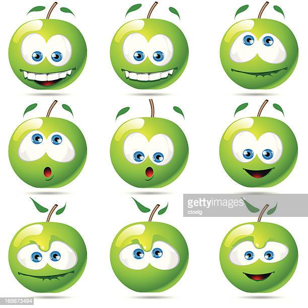 サワーリンゴ