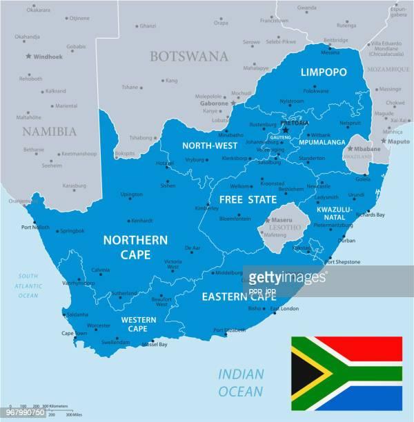 33 - south africa - blue gray 10 - johannesburg stock illustrations, clip art, cartoons, & icons