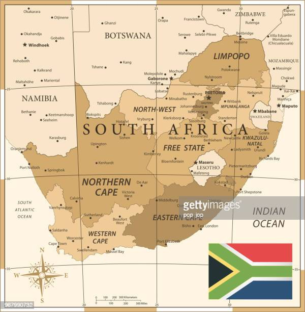 25 - South Africa - Vintage Golden 10