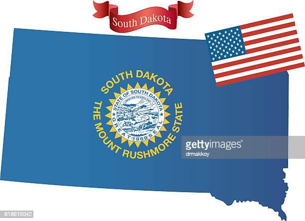 south dakota - european bison stock illustrations, clip art, cartoons, & icons