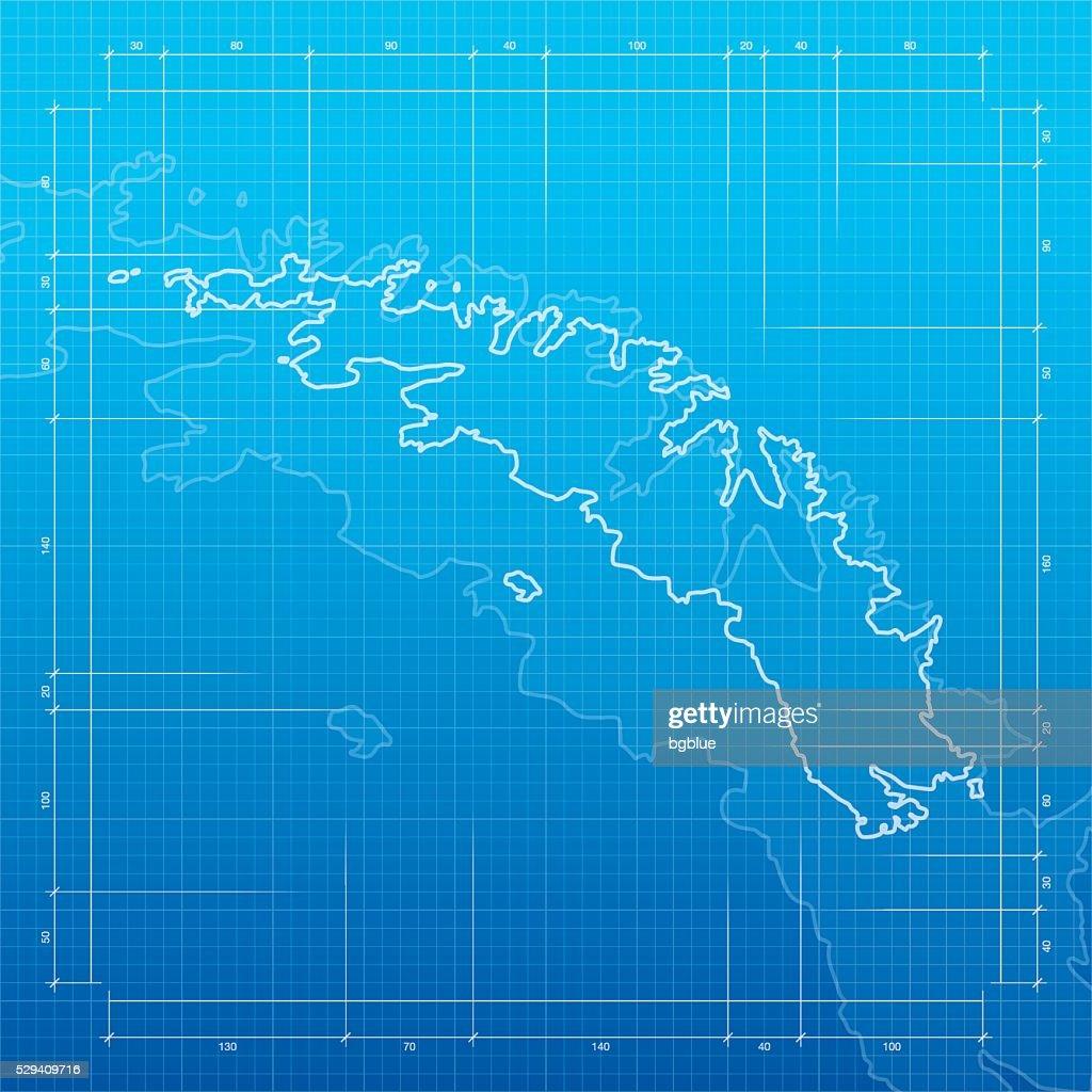 Georgias Del Sur Y Las Islas Sandwich Del Sur Mapa Sobre Un Fondo De