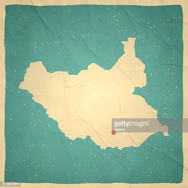 South Sudan Vector Art And Graphics | Getty Images