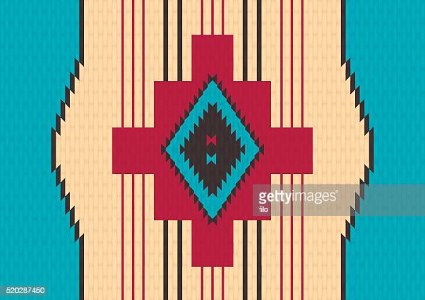 サウスウエスタン模様 - 南西点のイラスト素材/クリップアート素材/マンガ素材/アイコン素材