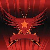 Soviet emblem style II